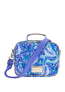 Lilly Pulitzer® Wave After Wave Lunch Bag