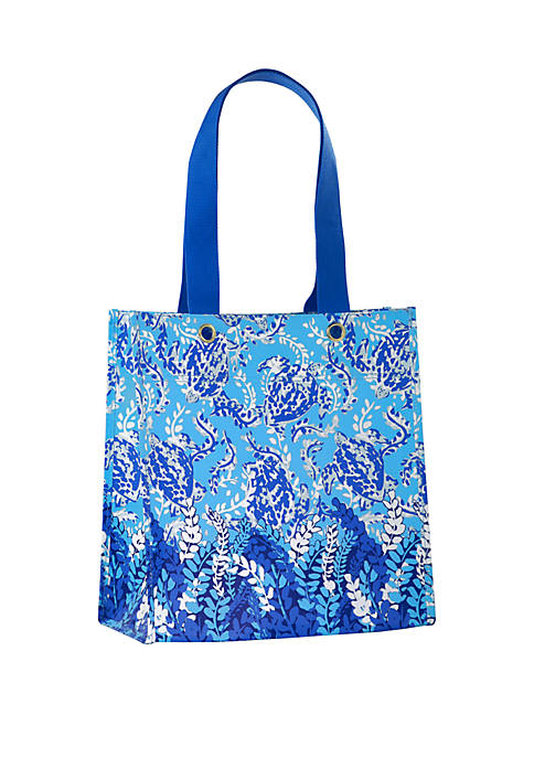 Lilly Pulitzer® Turtley Awesome Market Shopper