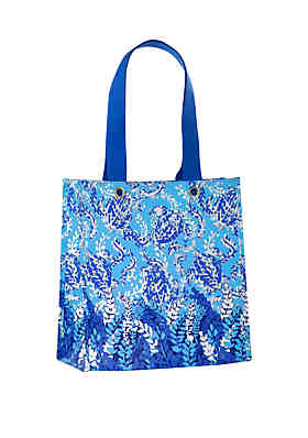 356a4a92d3ea62 Lilly Pulitzer® Turtley Awesome Market Shopper ...