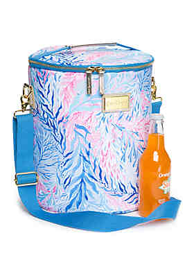 a2fbcfcf52e5f4 Lilly Pulitzer® Kaleidoscope Coral Beach Cooler ...