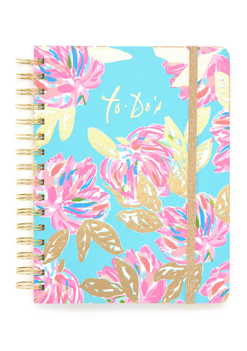 Lilly Pulitzer® Blossom To Do Planner