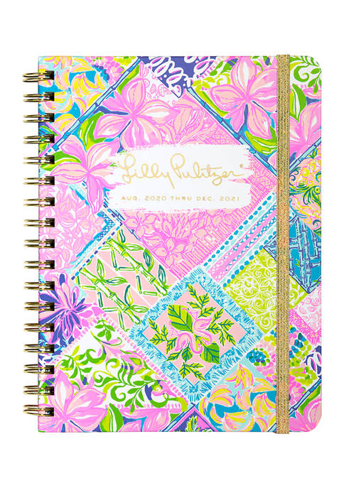 Lilly Pulitzer® 17 Month Block Party Planner