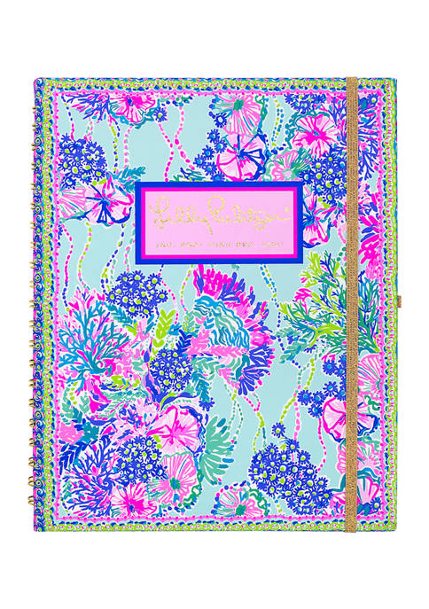 Lilly Pulitzer® Undated Planner, Beach You To It