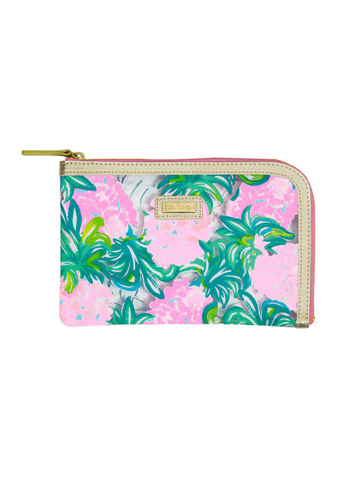 Lilly Pulitzer® Agenda Accessory Pack, Pineapple Shake