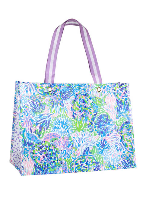 Shell of a Party Extra Large Market Tote