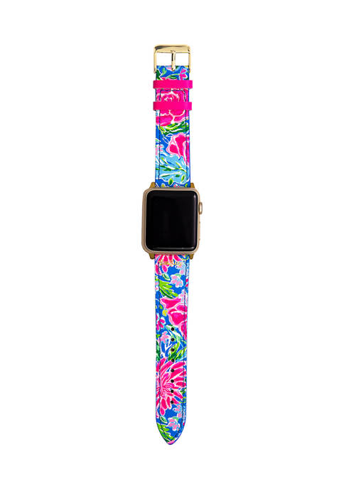 Lilly Pulitzer® Bunny Business Apple Watch Band