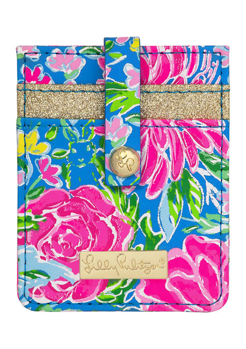 Lilly Pulitzer® Bunny Business Tech Pocket