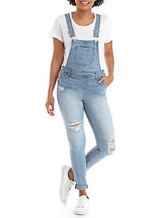 Tapered Leg Overalls