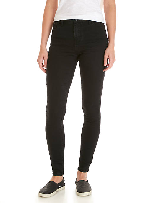 TRUE CRAFT Mid-Rise Skinny Jeans