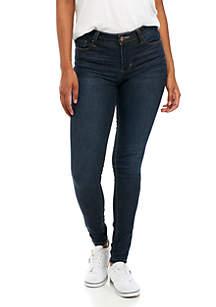 TRUE CRAFT Midrise Skinny Jeans