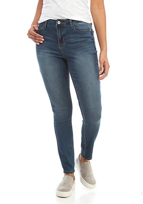 TRUE CRAFT High Rise Jeans