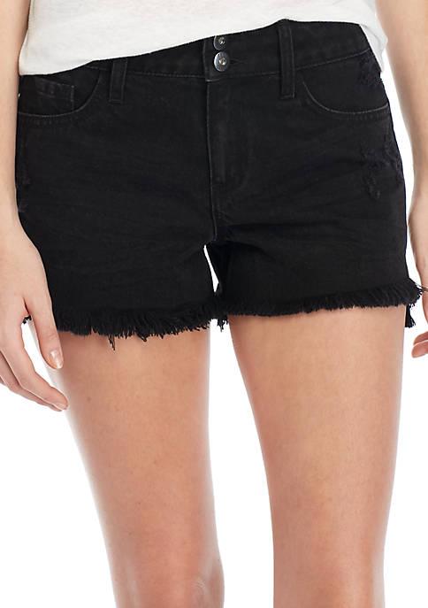 Midrise Festival Jean Shorts