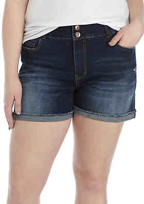Girls Lucky Brand Size 4 Denim Shorts Refreshing And Beneficial To The Eyes Baby & Toddler Clothing Girls' Clothing (newborn-5t)