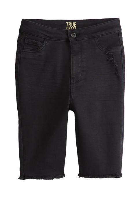 TRUE CRAFT Juniors Biker Shorts