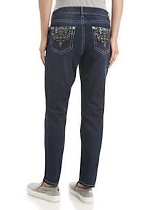 Straight Bling Jeans