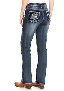Bling Bootcut Jeans