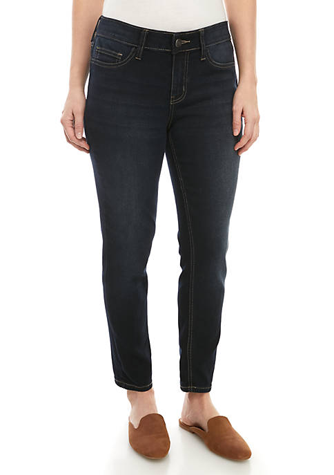 f53e03f73 New Directions® Fit Solutions Ankle Jeans