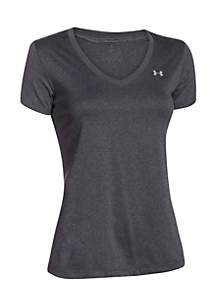 Women's Tech Solid Short Sleeve