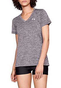 Twisted Tech V-Neck Top