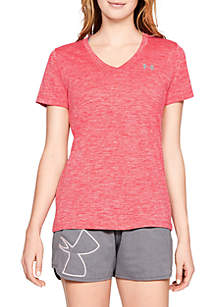 Under Armour® Twisted Tech V-Neck Top