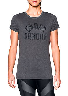 Under Armour® Tech Word Mark Graphic Tee