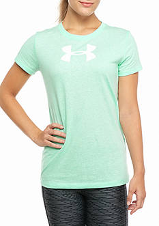 Under Armour® Favorite Short Sleeve Logo Tee