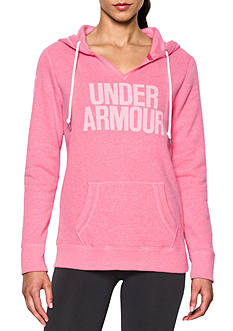Under Armour® Pullover Word Mark Favorite Fleece