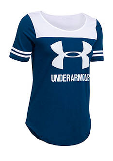 Under Armour® Sportstyle Baseball Tee
