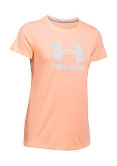 Under Armour® Threadborne Logo Short Sleeve