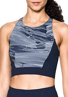 Under Armour® Mirror Printed Crop Top
