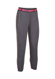 Under Armour® Featherweight Fleece Crop Pant