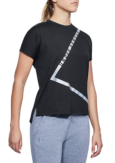 Under Armour® Essentials Triangle Tee