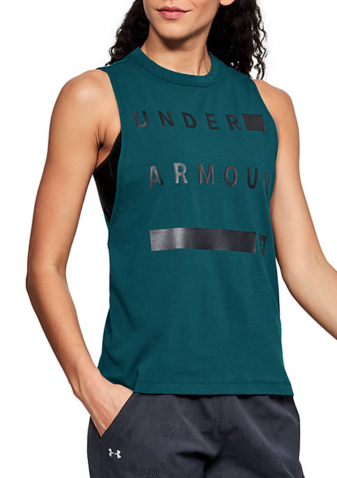 Under Armour® Graphic Muscle Tank