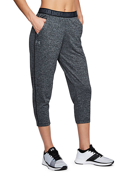 Under Armour® Play Up Twist Capri