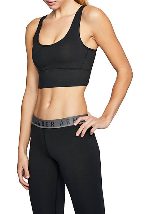 Under Armour® Favorite Cotton Sports Bra
