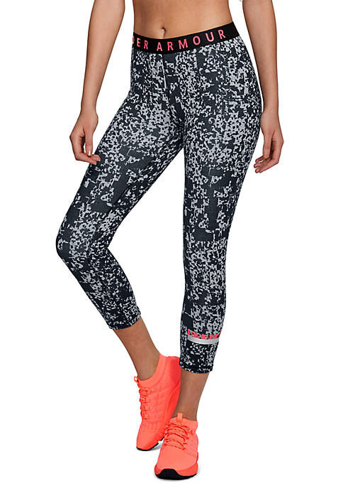 Under Armour® Favorite Crop Pants