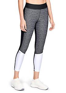 Jacquard Ankle Crop Pants