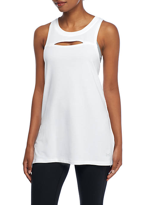 Under Armour® Modal Terry Tunic Tank
