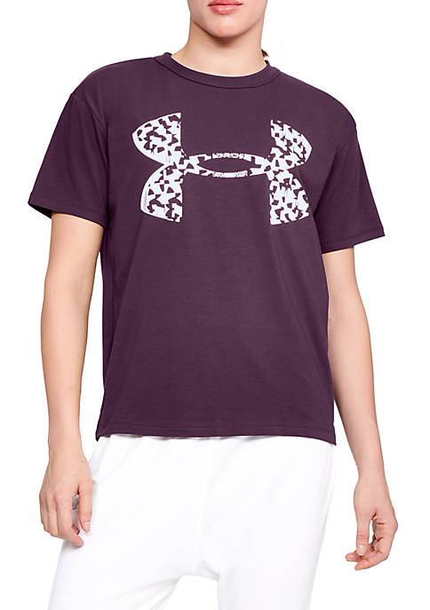 Under Armour® Short Sleeve Fashion Graphic Tee
