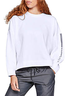 Rival Fleece Crew Neck Top