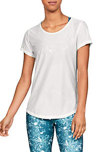 Under Armour® Sport Eyelet T Shirt