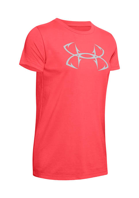 Under Armour® Fish Hook Logo T-Shirt