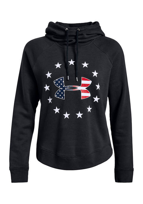 Under Armour® Freedom Logo Hoodie