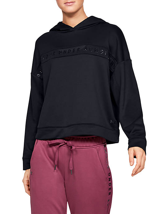 Under Armour® French Terry Hoodie