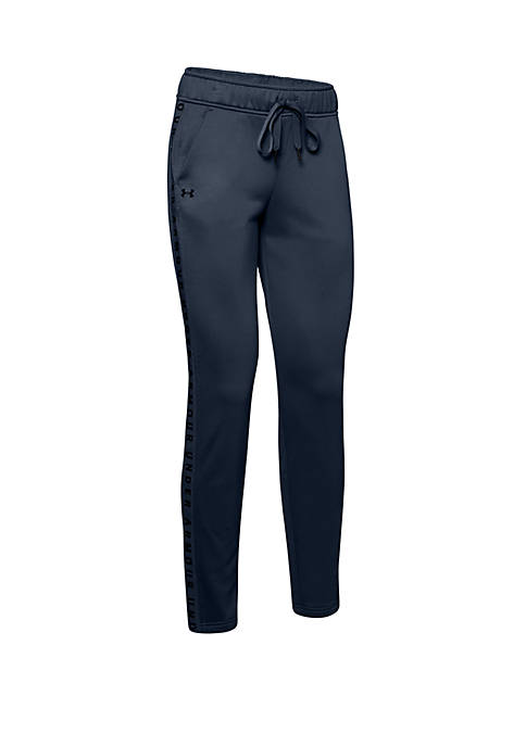 Under Armour® French Terry Yoga Pants