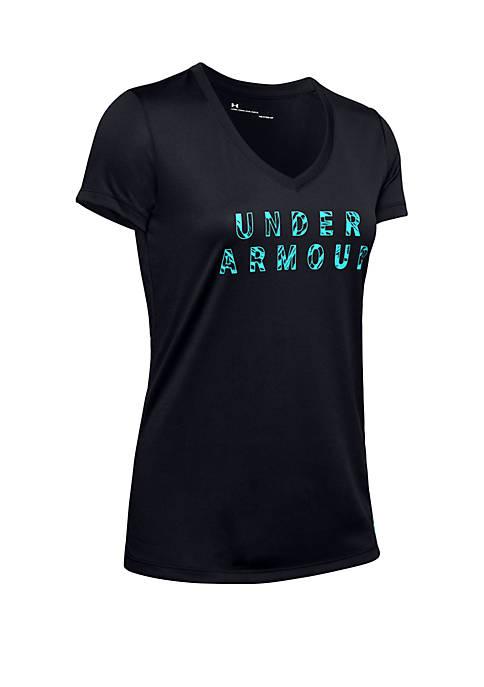 Tech Short Sleeve Graphic T Shirt