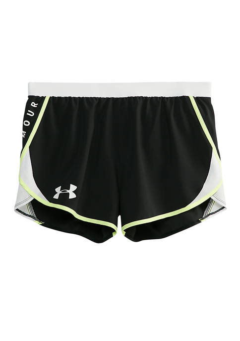 Under Armour® Fly By 2.0 Wordmark Shorts
