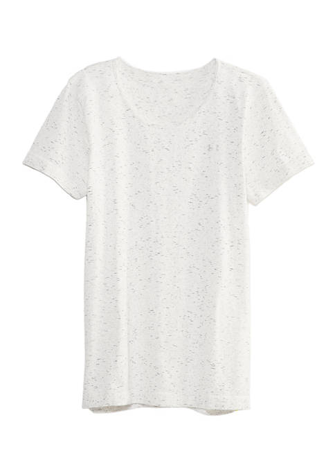 Seamless Melange T-Shirt