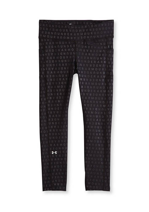 Under Armour® Print Ankle Crop Leggings