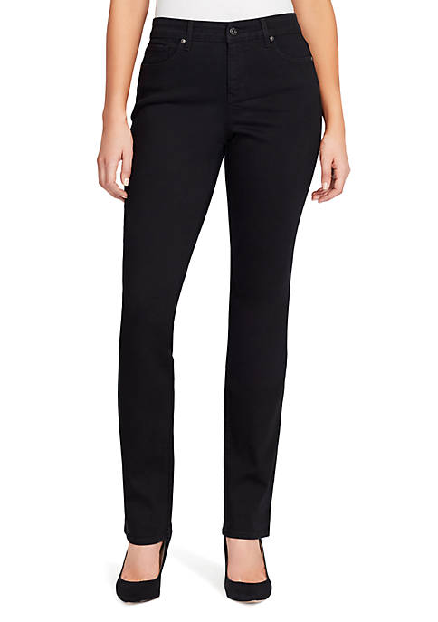 Womens Rail Straight Jeans
